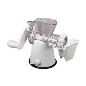 Weston 16-0201-W Manual Food Grinder