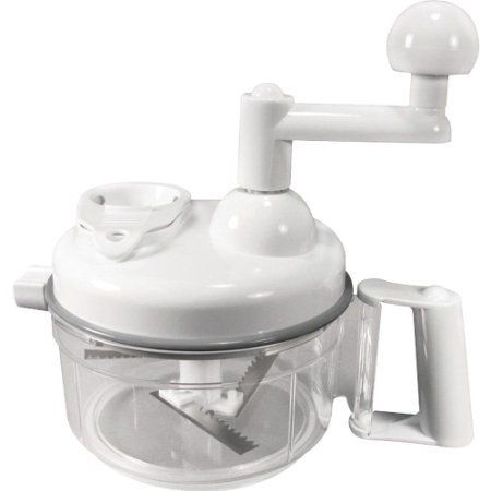 Weston 16-0401-W Manual Food Prep Kitchen Kit