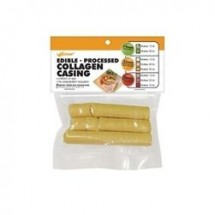 Weston 19-0111-W Collagen Sausage Casing, 19mm