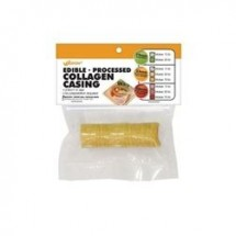 Weston 19-0112-W Collagen Sausage Casing, 33mm