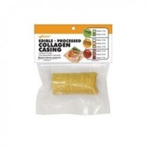 Weston 19-0113-W Collagen Sausage Casing, 38mm