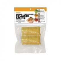 Weston 19-0123-W Collagen Sausage Casing, 38mm