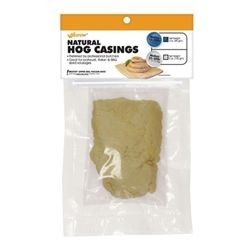 Weston 19-0301-W Sausage Casings, Natural Hog (makes 15-20 lbs.)