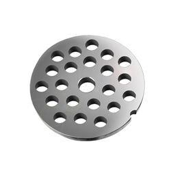 Weston 29-0812 Meat Grinder Plate #8, 12mm