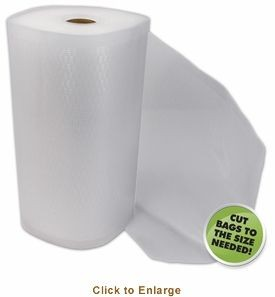 "Weston 30-0011-K Vacuum Sealer Bags Roll 11"" x 50 ft."