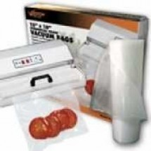 Weston 30-0107-W Vacuum Sealer Bags Variety Pack - 50 count