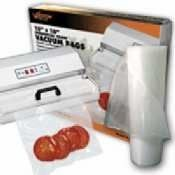 Weston 30-0107-W Vacuum Sealer Bags, Variety Pack, 50 count