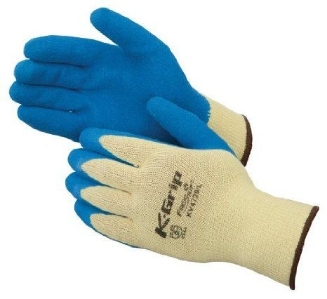 Weston 34-0102 Kevlar Cut Resistant Gloves, Medium
