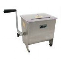 Weston 36-1901-W Pro Series Stainless Steel Meat Mixer, 20 Lb.