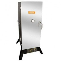 Weston 41-0301-W Vertical Outdoor Propane Smoker, 36