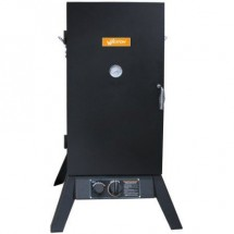 Weston 41-0701-W Vertical Outdoor Propane Smoker 30""