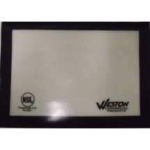 "Weston 54-2001 Commercial Silicone Baking Mat 24-1/2"" x 16-1/4"""