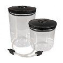 Weston 65-0505-M Michael Symon's 2 pc Vacuum Canister Set, 1.5 Qt and 2 Qt