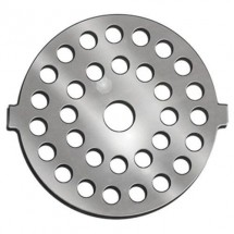 Weston 82-0122 No. 5 Stainless Steel Meat Grinder Plate, 5mm