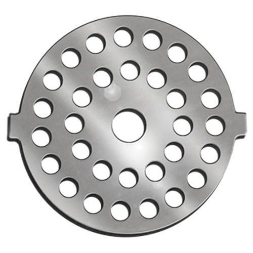 Weston 82-0122 No. 5 Stainless Steel Meat Grinder Plate 5mm