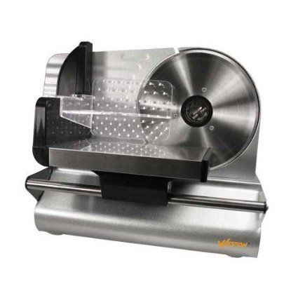 Weston 83-0750-W Meat Slicer 7-1/2""