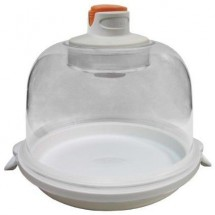Weston 83-6001-W AutoFresh Vacuum Dome Food Storage Container