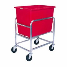 Win-Holt 30-6-A/RD Aluminum Bulk Mover with 6 Bushel Red Tub