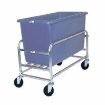 Win-Holt 30-8-AL / BL Aluminum Bulk Mover with 8 Bushel Blue Tub