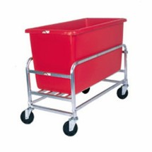 Win-Holt 30-8-AL / RD Aluminum Bulk Mover with 8 Bushel Red Tub