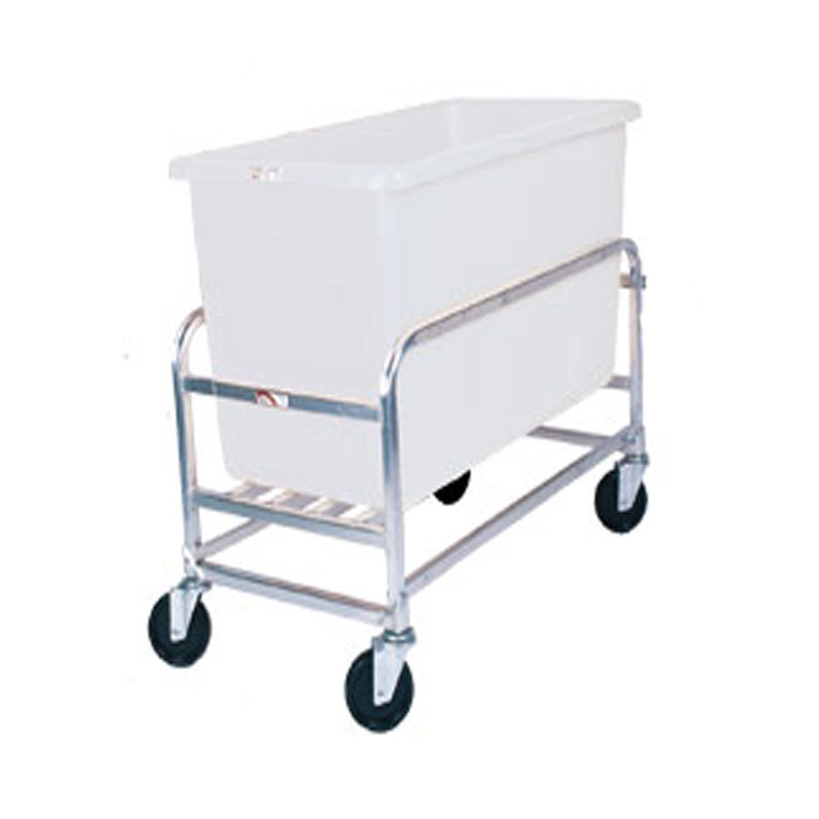 Win-Holt 30-8-AL/WH Aluminum Bulk Mover with 8 Bushel White Tub