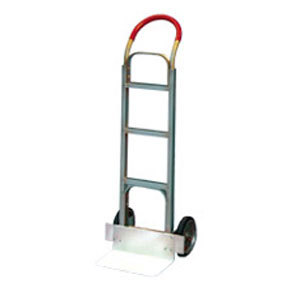 "Win-Holt 308MR Magnesium Hand Truck with 8"" Mold-on Rubber Wheels 400 lb."