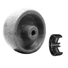 """Win-Holt 7120 Poly Wheel 6"""""""