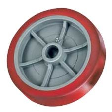 Win-Holt 7125 Polyurethane Wheel 4""