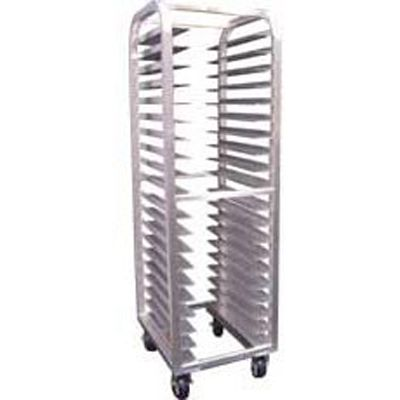 Win-Holt AL-1812/HD 12-Pan Heavy Duty Aluminum Sheet Pan Rack