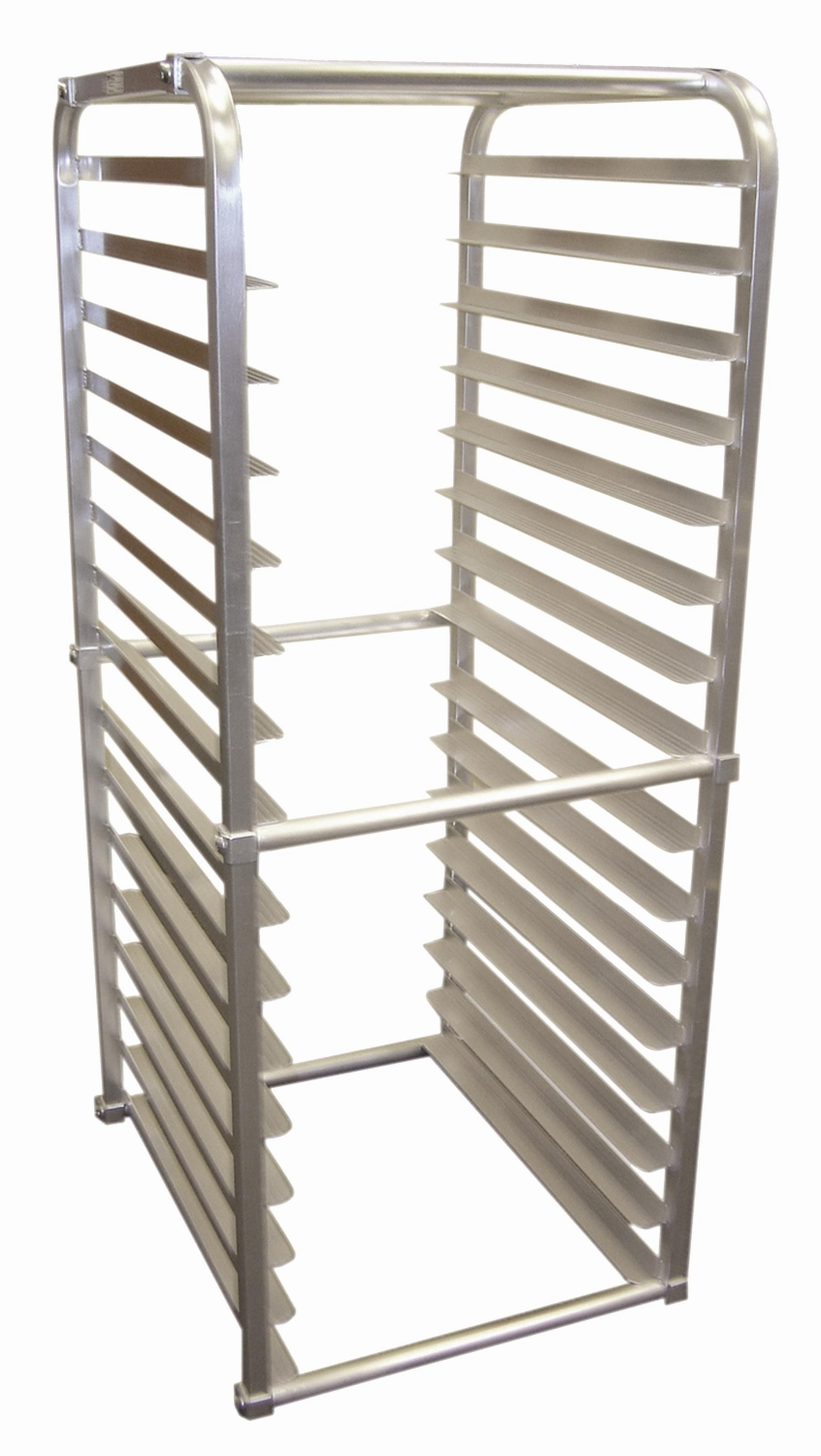 Win-Holt AL-1816-IR-KD 16-Pan Reach-In Refrigerator Insert Rack
