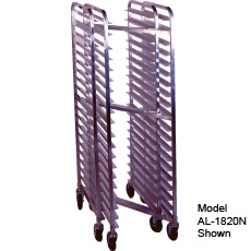 Win-Holt AL-1820N 20-Pan Aluminum Nesting Sheet Pan Rack