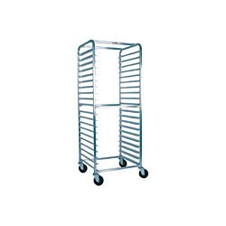 Win-Holt AL-2424B 20-Pan Aluminum Donut Screen Rack