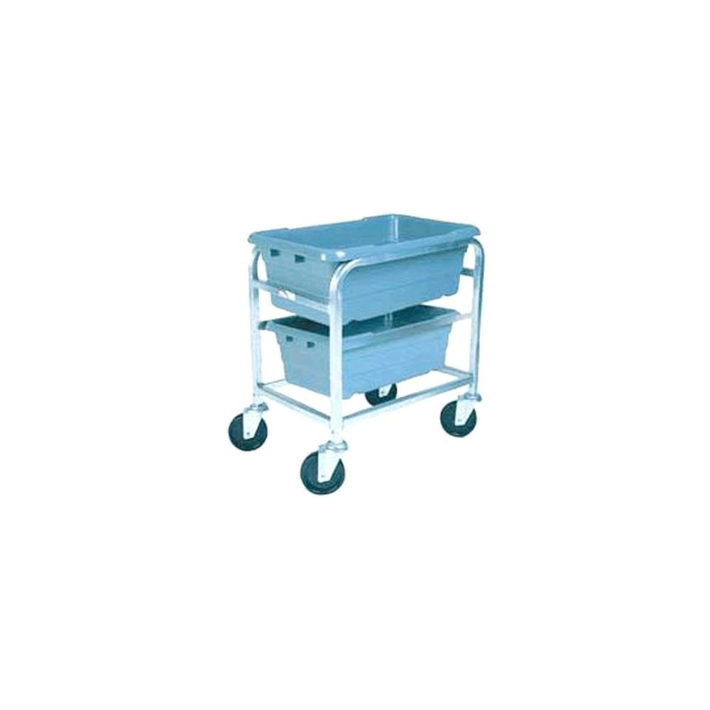 Win-Holt AL-L-2 Mobile Aluminum Lug Cart, 2 Lug Capacity