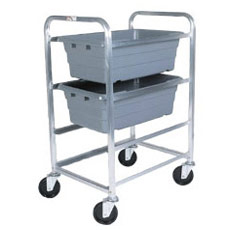 Win-Holt AL-L-3 Mobile Aluminum Lug Cart, 3 Lug Capacity