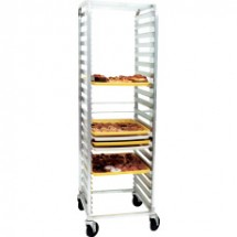 Win-Holt ALC-1840 40-Pan Channel Sheet Pan Rack