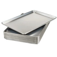 "Win-Holt AP-1826 Aluminum Display Tray. 18"" x 26"""
