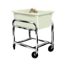 Win-Holt BLC-1 White 3-Bushel Bulk Mover