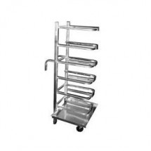 Win-Holt CCRT6/RACK / AL Crisping Cart