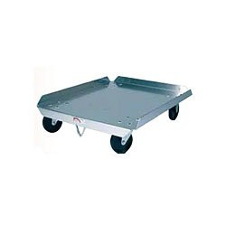 Win-Holt D-2027 Aluminum Pizza Dough Box Dolly
