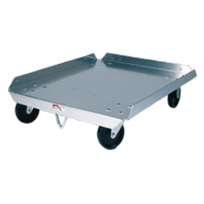 "Win-Holt D-2733 27"" Aluminum Dolly"