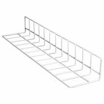 Win-Holt DIV-24128-EP Vinyl Coated Wire Case Dividers, White