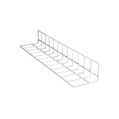 Win-Holt DIV-3064-EP Vinyl Coated Wire Case Dividers, White