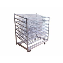Win-Holt DRS-3660KD-WM Bread Display Rack