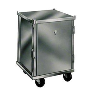 Win-Holt EC1840-C/LD 40-Pan Enclosed Mobile Transport Cabinet, Clear Acrylic Door