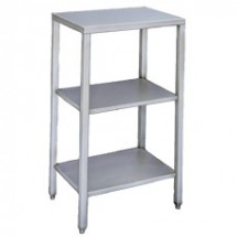 Win-Holt ES/S1622 Stainless Steel Utility Equipment Stand Scale Table