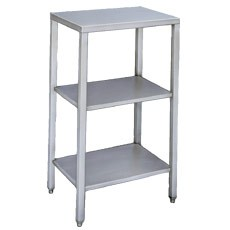Win-Holt ES-S1622 Stainless Steel Equipment and Scale Stand