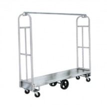 Win-Holt GR-60KD / RX Garment Bar for 300-60D and 300-60D / PU U-Boat Utility Carts
