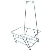 Win-Holt LSB-STD Customer Shopping Basket Steel Stand