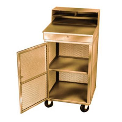 Win-Holt OTE-2224 Open Base Mobile Receiving / Shop Desk