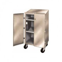 Win-Holt OTE-78 Beige Steel Enclosed Receiving / Shop Desk
